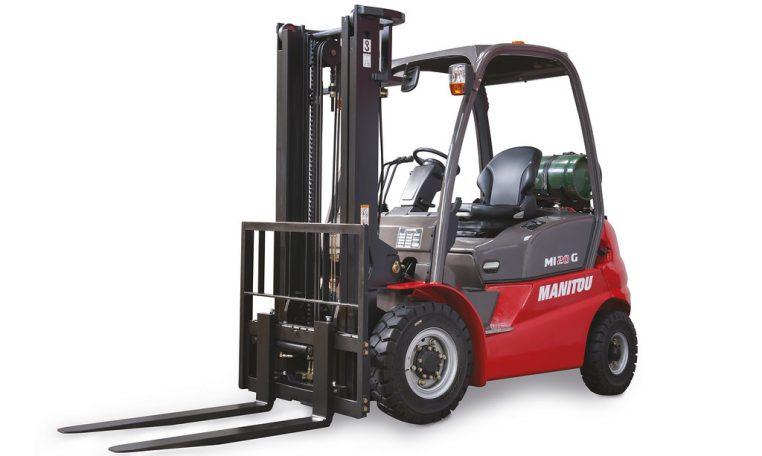 MI 20 G Masted Forklift