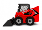 Manitou Skid Steer Compact Loader 1650R Northern Lift Trucks
