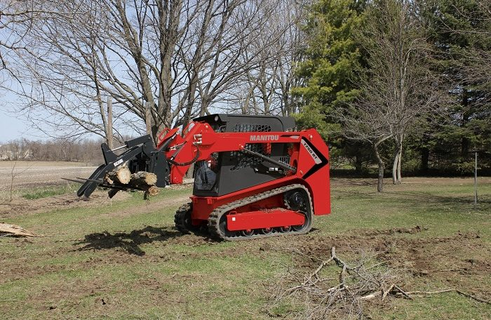 Manitou Tracked Skid Steer Loader 1750RT Agriculture Construction Northern Lift Trucks