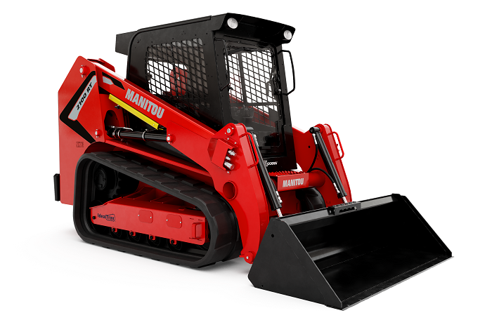 Manitou Tracked Skid Steer Loader 2100RT Agriculture Construction Northern Lift Trucks
