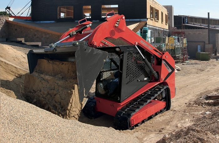 Manitou Tracked Skid Steer Loader 2500RT Agriculture Construction Northern Lift Trucks