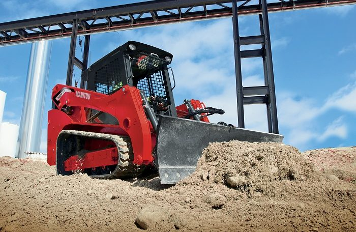 Manitou Tracked Skid Steer Loader 3200VT Agriculture Construction Northern Lift Trucks