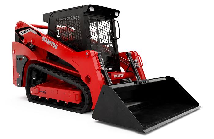 Manitou Tracked Skid Steer Loader 3200VT Agriculture Construction Northern Lift Trucks