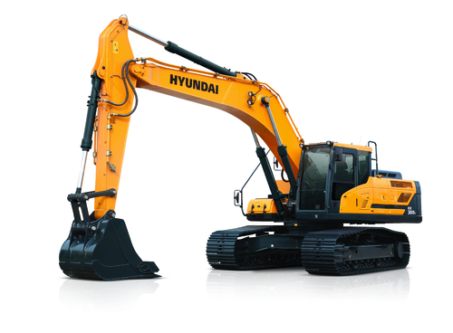Hyundai Crawler Excavator HX300 L Construction Northern Lift Trucks