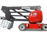 Manitou 150 AETJ Articulated Electric Access Aerial Work Platform Northern Lift Trucks