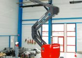 Manitou 170 AETJ Articulated Electric Access Aerial Work Platform Northern Lift Trucks