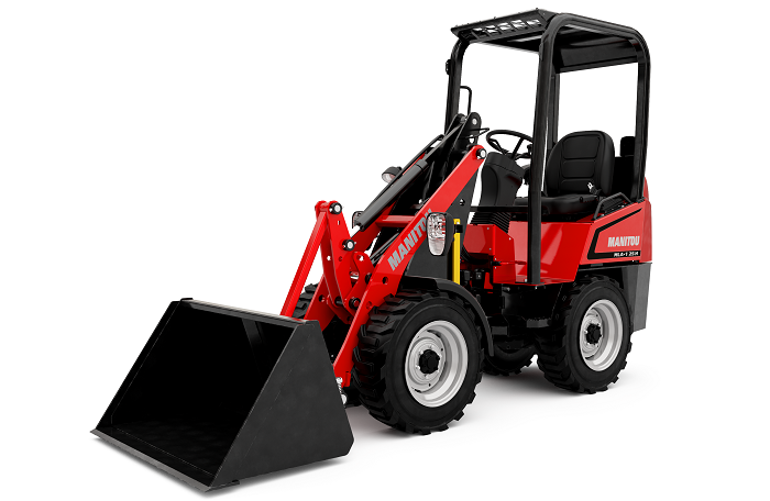 Manitou Articulated Loader MLA 1-25 Northern Lift Trucks