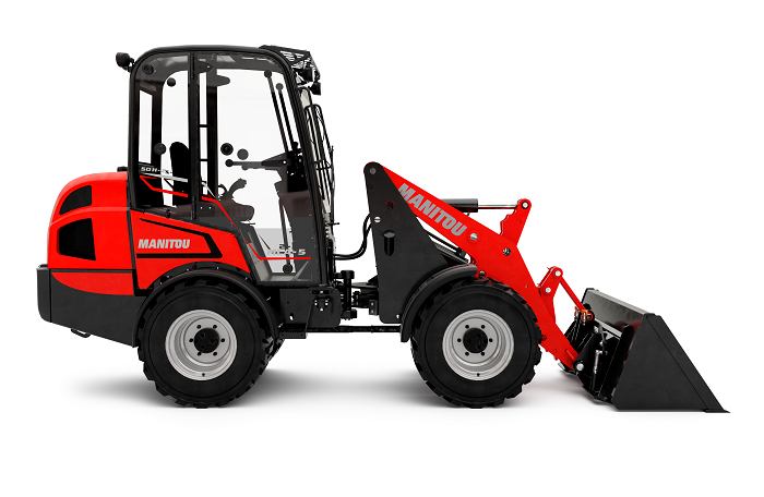 Manitou Articulated Loader MLA 5-50 Northern Lift Trucks