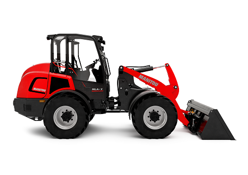Manitou Articulated Loader MLA 7-75 Northern Lift Trucks