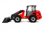 Manitou Articulated Loader MLA-T 516-75 H Northern Lift Trucks