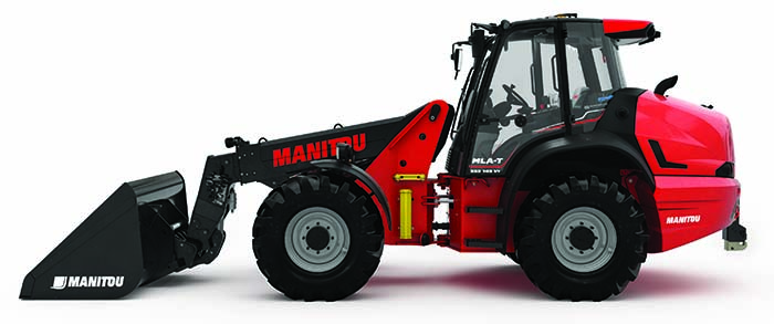 Manitou Articulated Loader MLA-T 533-145 V P Northern Lift Trucks
