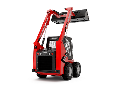 Manitou Skid Steer Compact Loader 1900R Northern Lift Trucks