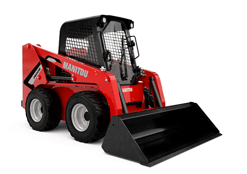 Manitou Skid Steer Compact Loader 2600R Northern Lift Trucks