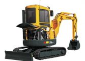 Hyundai Mini Excavator R35Z-9 Construction Northern Lift Trucks
