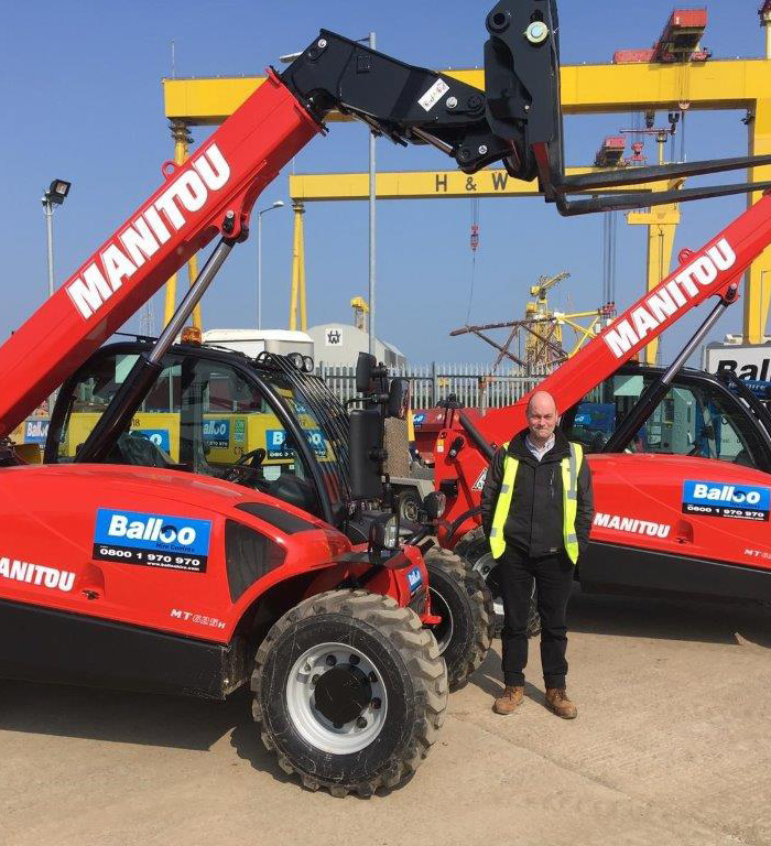 Manitou Dealers Ni Manitou Teleshandlers For Sale