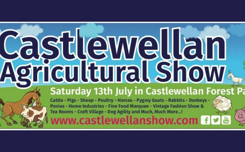 Castlewellan Show 13th July 2019