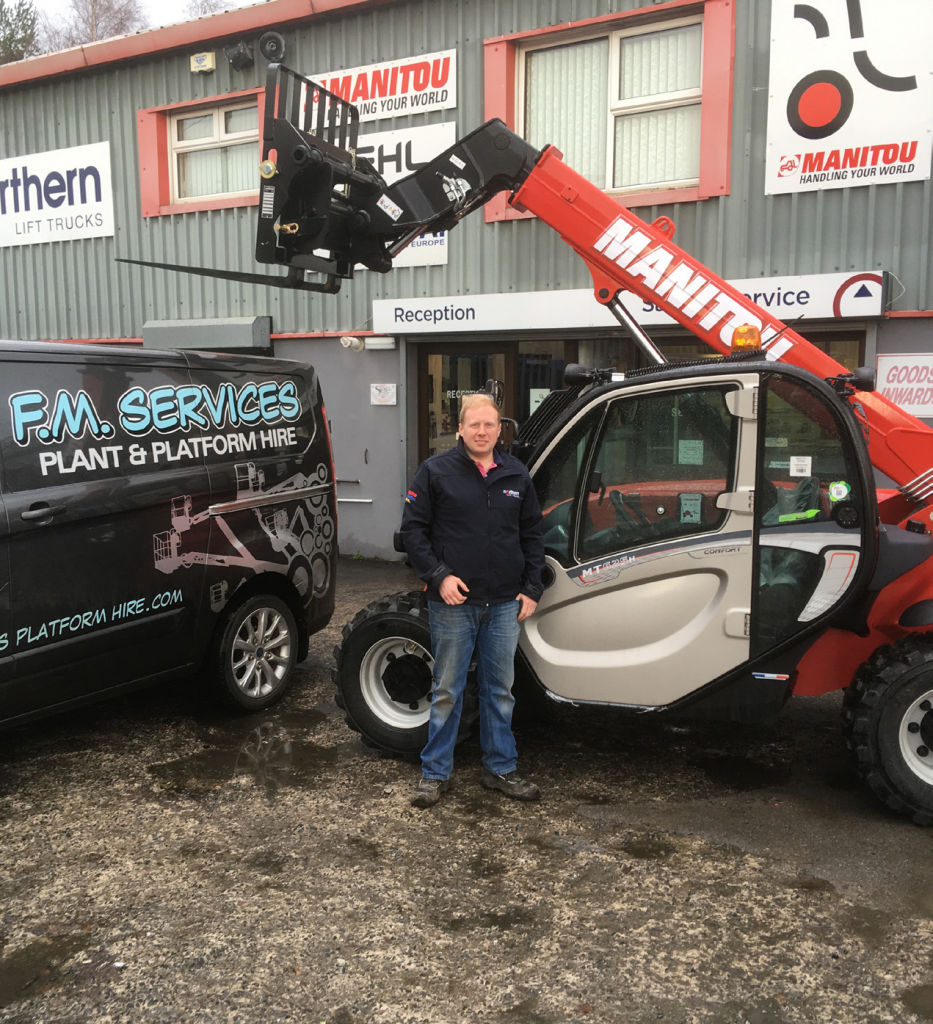 Manitou Dealers Ni Manitou Telescopic Handlers For Sale