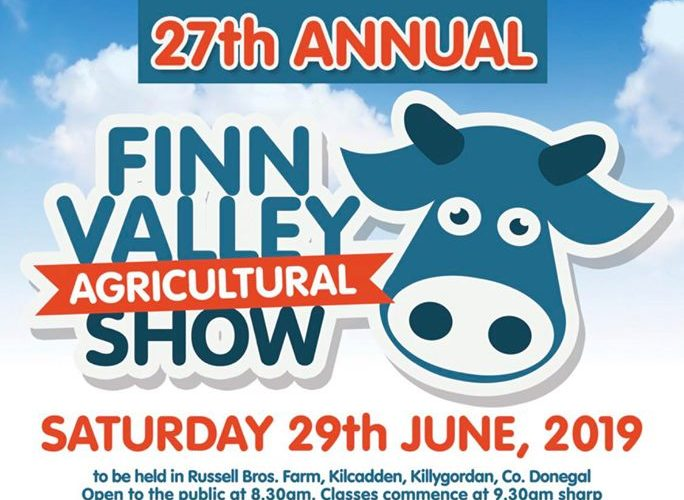 Finn Valley Show 29th June 2019