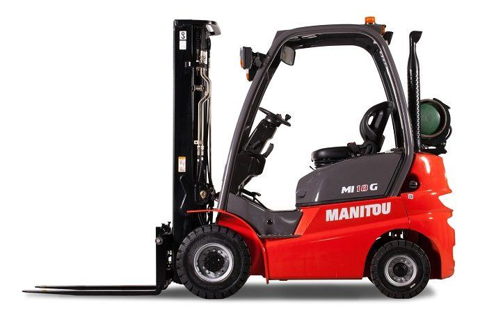 Manitou Diesel Gas LPG Manitou Forklift Warehousing Equipment Industrial Solutions MI18 Northern Lift Trucks