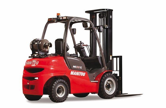 Manitou Diesel Gas LPG Manitou Forklift Warehousing Equipment Industrial Solutions MI30 Northern Lift Trucks