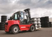 Manitou Diesel Gas LPG Manitou Forklift Warehousing Equipment Industrial Solutions MI50 Northern Lift Trucks