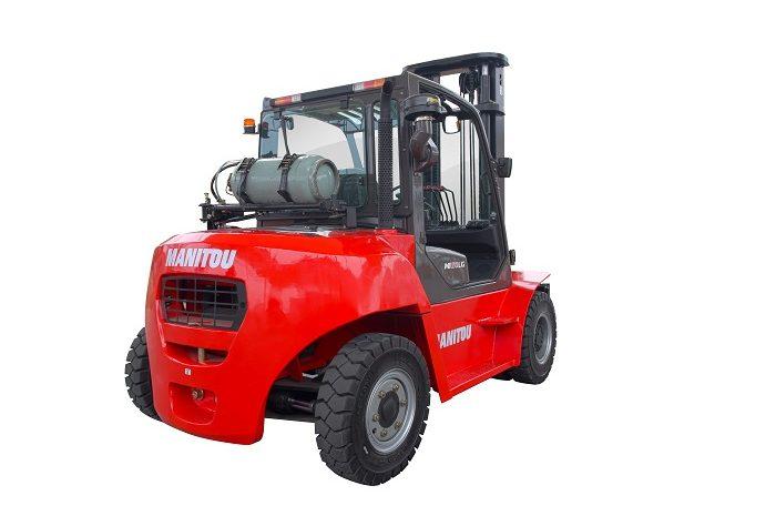 Manitou Diesel Gas LPG Manitou Forklift Warehousing Equipment Industrial Solutions MI50 Northern Lift Trucks