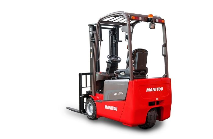 Manitou Electric Forklift Warehousing Equipment Industrial Solutions ME315C Northern Lift Trucks