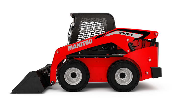 Manitou Skid Steer Compact Loader 23300v nxt3 Northern Lift Trucks