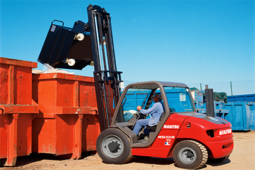 Semi Industrial Forklift for sale NI