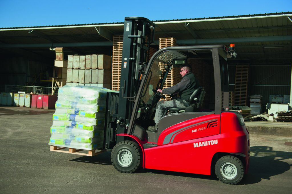 Electric Forklift Trucks NI