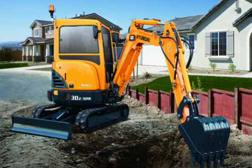 hyundai-mini-excavator-construction