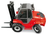 Manitou Rough Terrain Forklift Warehousing Equipment Industrial Solutions M30-4 Northern Lift Trucks