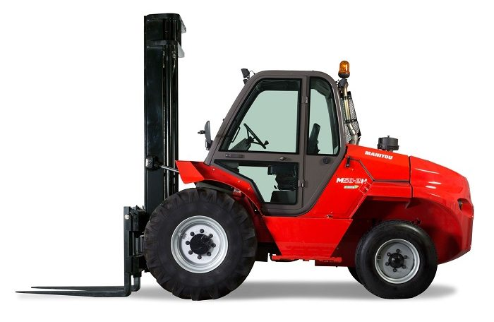 Manitou Rough Terrain Forklift Warehousing Equipment Industrial Solutions M50 Northern Lift Trucks