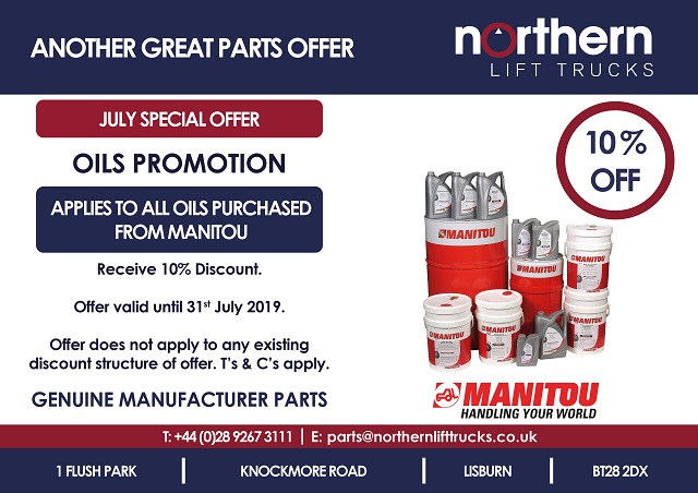 Another Great Parts Offer