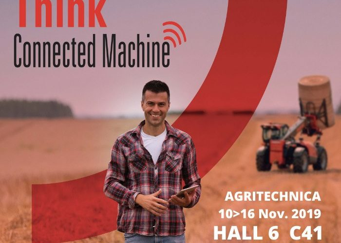 Innovative Complete Solutions From Manitou – Agritechnica 2019