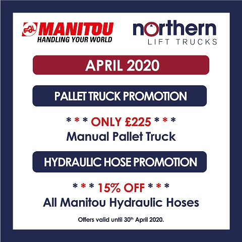 Another Great Parts Offer – April 2020