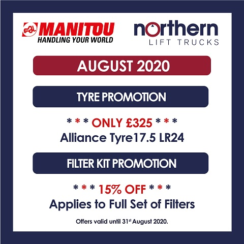 Another Great Parts Offer – August 2020