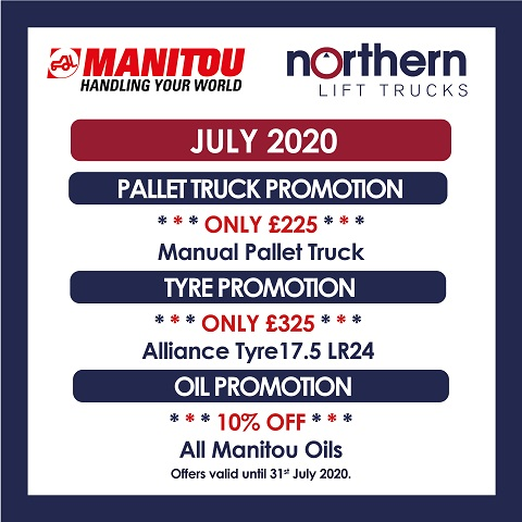 Another Great Parts Offer – July 2020