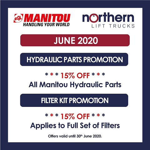 Another Great Parts Offer – June 2020