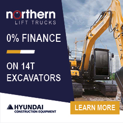 0% Finance Available on Hyundai 14t Crawler Excavators